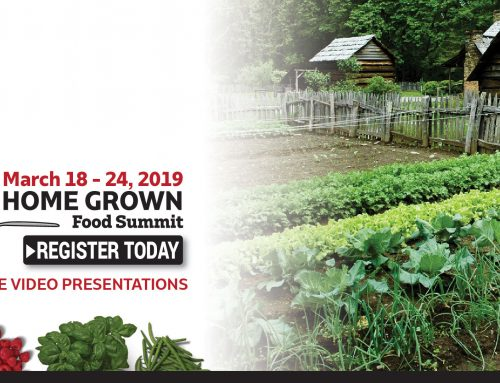 FREE – Home Grown Food Summit 2019