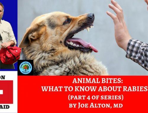 Video: Animal Bites, Pt. 4: Rabies